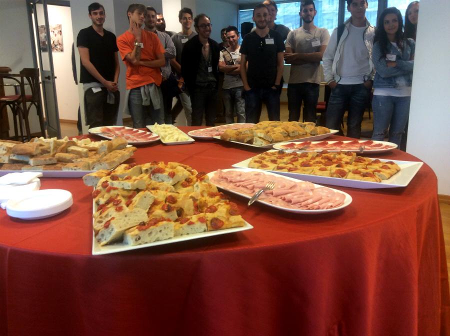 I nuovi corsi professionali per chef e pasticceri alla - Corsi cucina roma gambero rosso ...