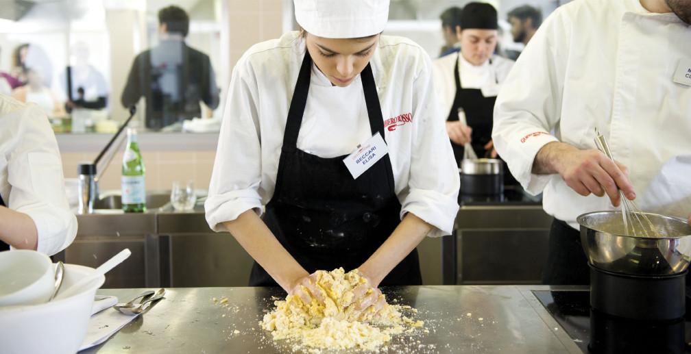 Professione pasticcere gambero rosso academy - Corsi cucina roma gambero rosso ...