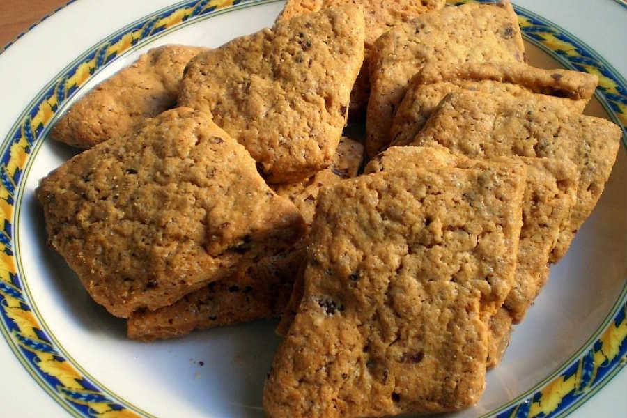 L umbria in 9 biscotti tradizionali e la ricetta delle for Ricette roma antica
