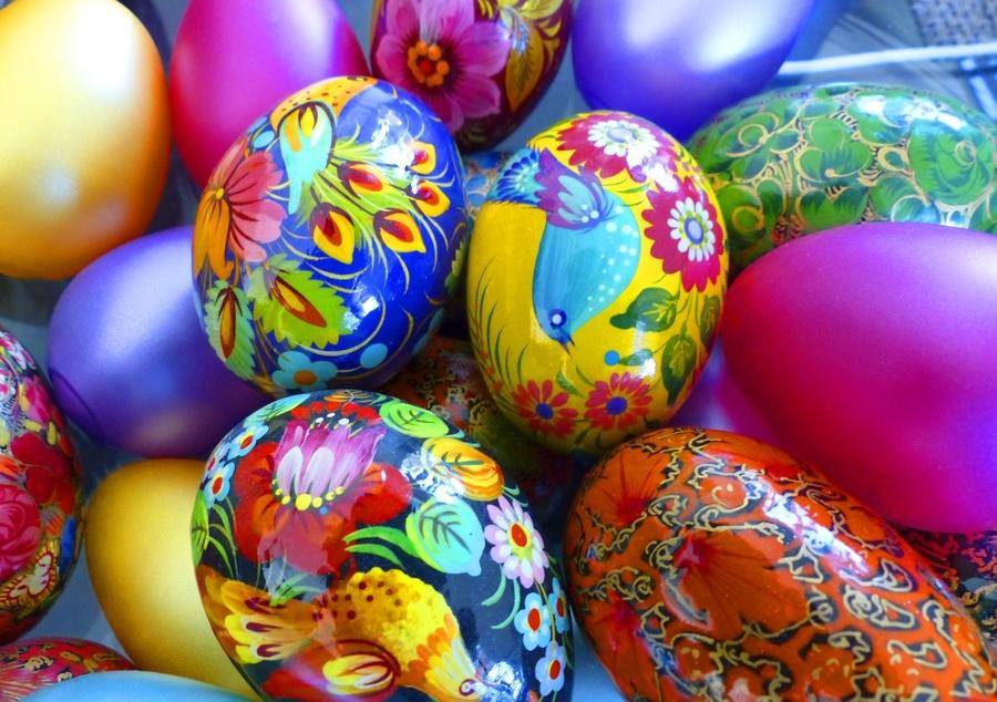 Easter In Poland Babka Mazurek And The Easter Basket Gambero Rosso