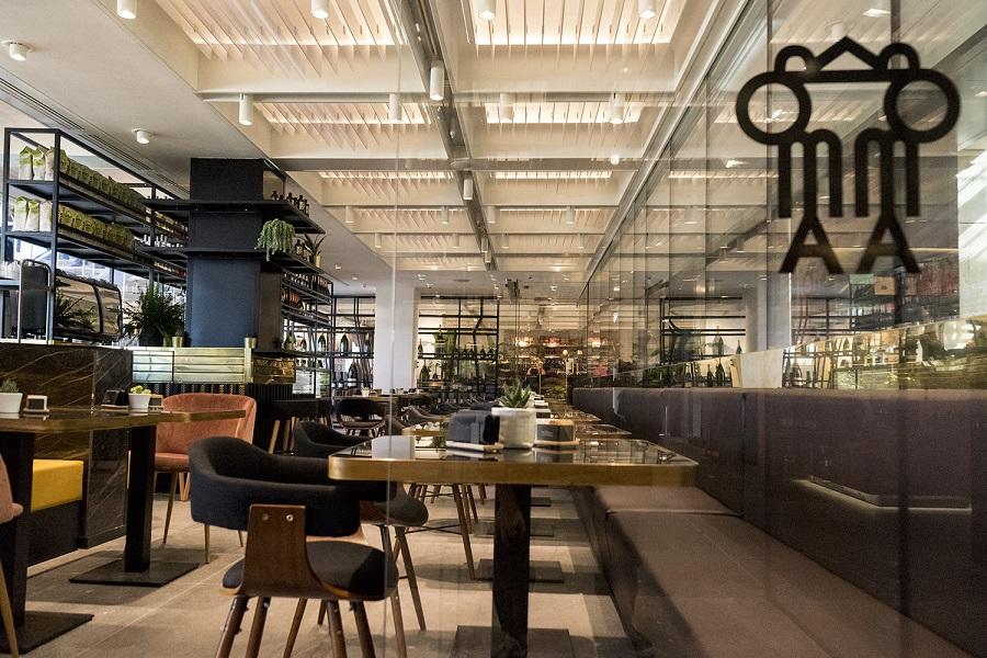 La rinascente tritone apre a roma foto e protagonisti for Rinascente via del tritone ristorante