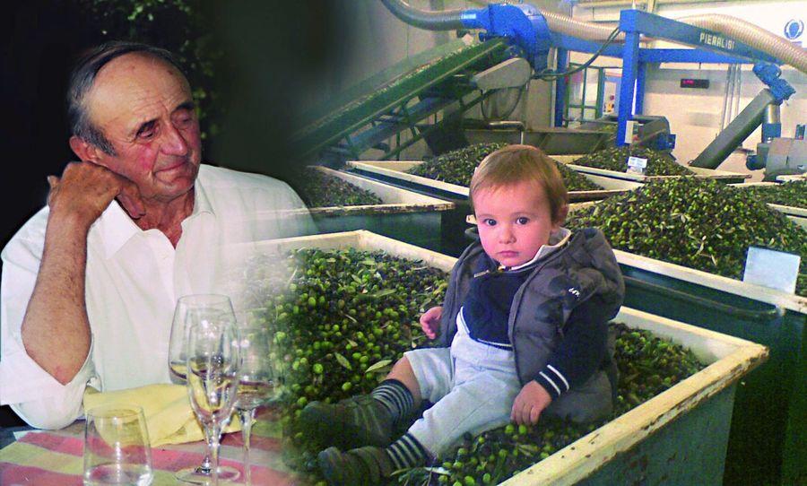 Rolando nonno e Rolando nipote