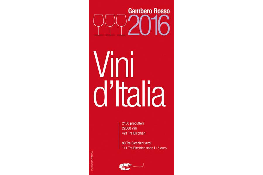 Vini d'Italia 2016