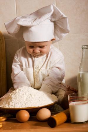 Mamma ho preso il mestolo: Piccoli chef in cucina