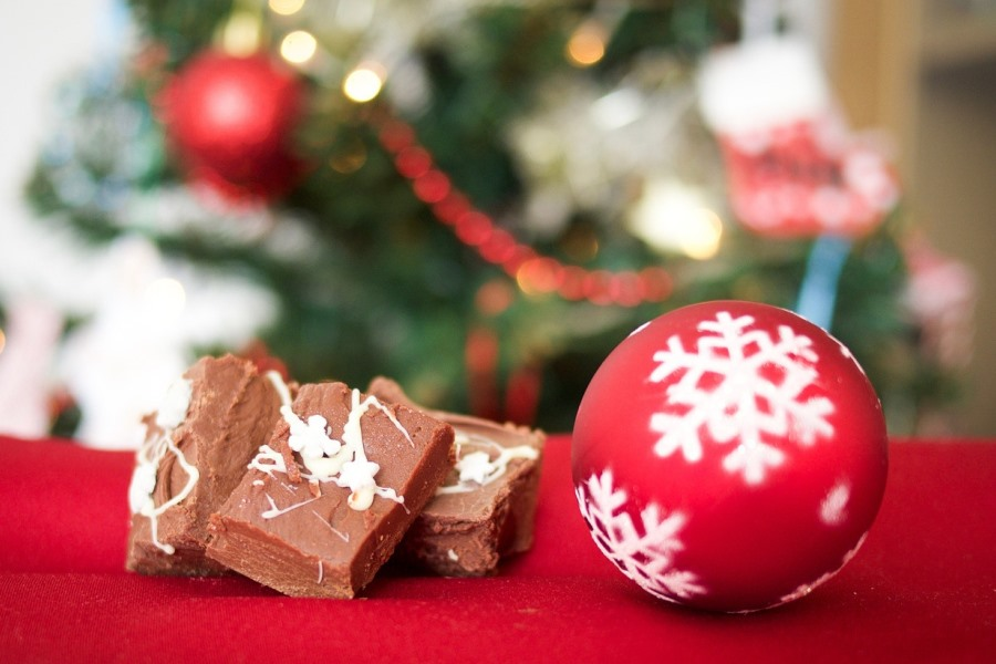 Christmas chocolate con Giuseppe Ratto