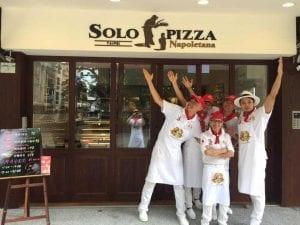Solo Pizza Napoletana