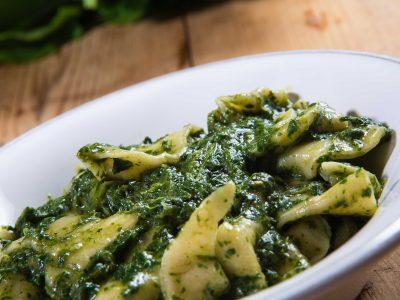 Maltagliati ai broccoletti