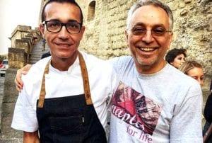 Gino Sorbillo ed Enzo Coccia