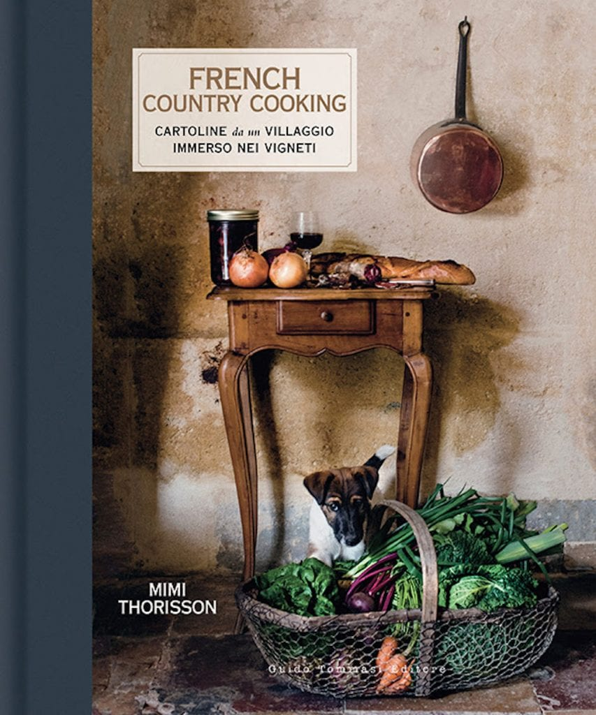 copertina del libro french country cooking