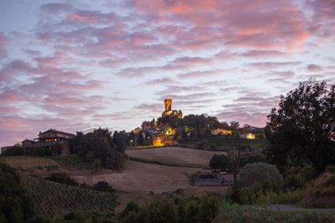 Castello di Cigognola. Storia e vini prodotti