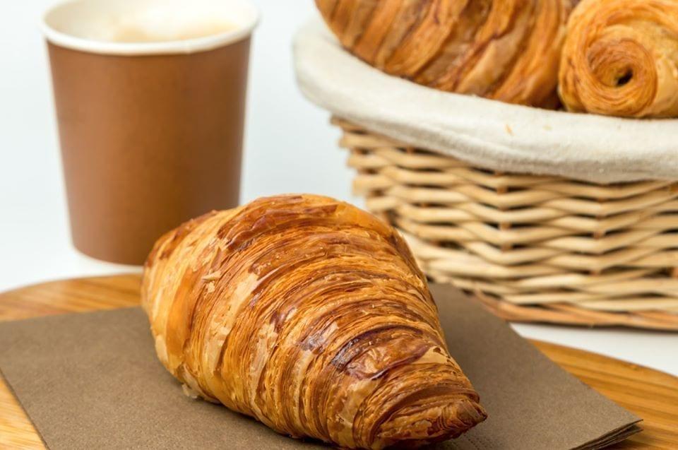 Croissant, Le Levain