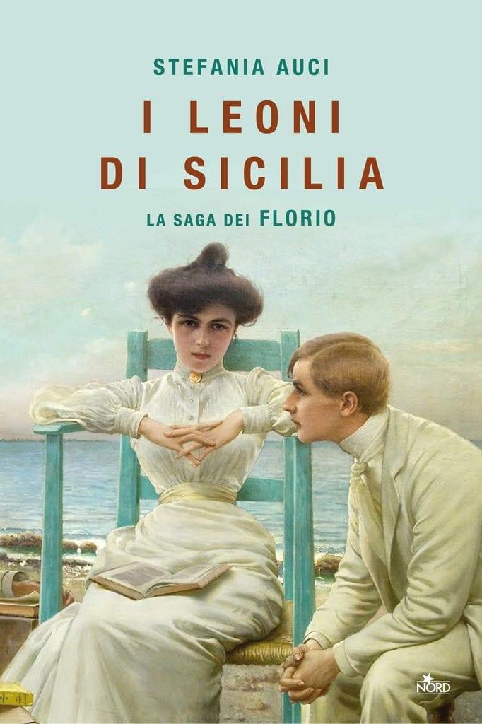 copertina del libro I leoni di sicilia
