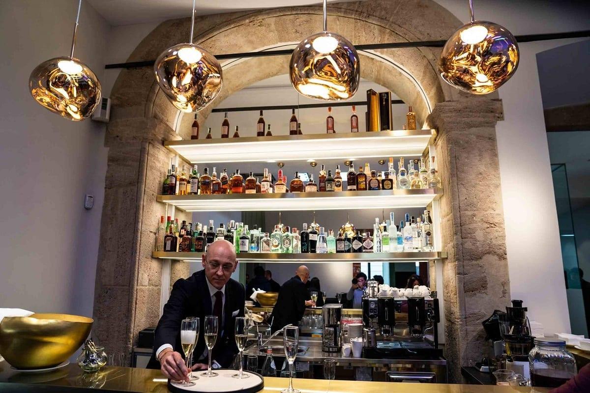 Il cocktail bar di Mec a Palermo