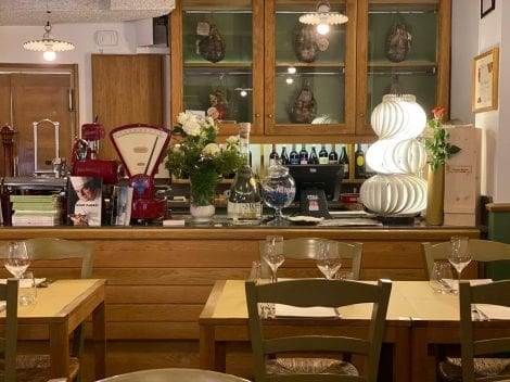 All'Osteria Bottega - Bologna - 28 gennaio