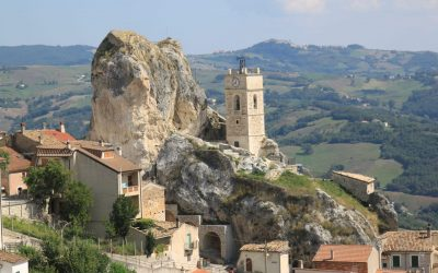 Pietracupa Campobasso Molise Italia paese storico