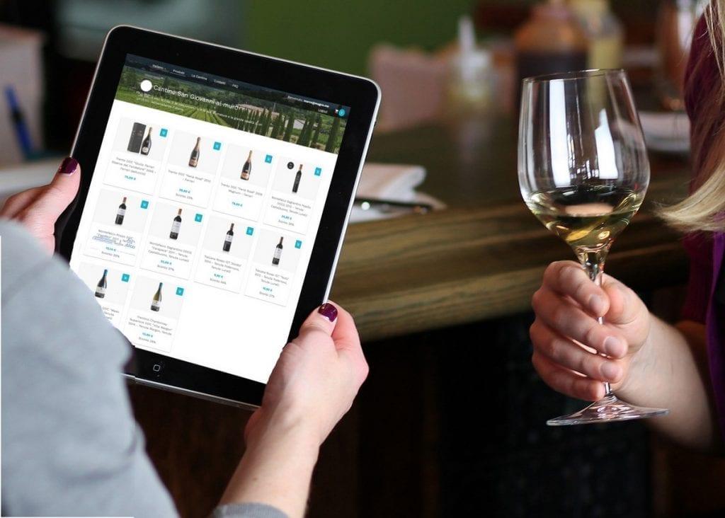 Ordinare vino online