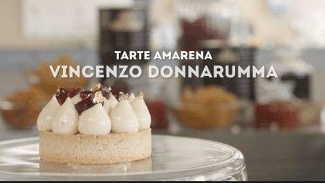 Vincenzo Donnarumma e la sua Tarte Amarena