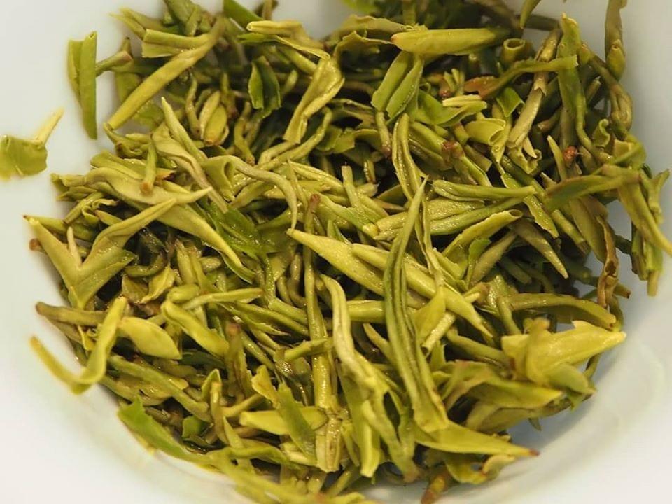Foglie di tè cinese