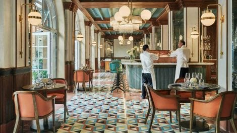 Il Becco at Four Seasons