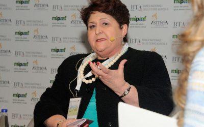 Teresa Bellanova alla conferenza Seminiamo il Futuro