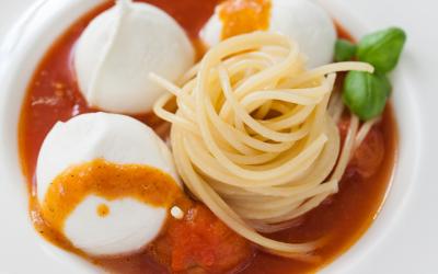Spaghetti all'italiana, il piatto di Rosanna Marziale