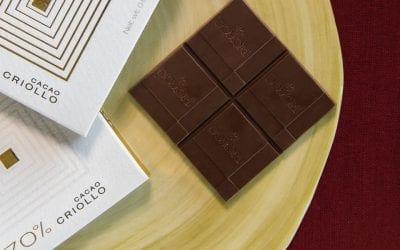 Cioccolato Domori 70%