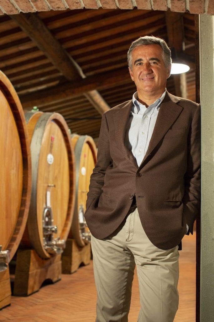 Giovanni Manetti - President Consorzio Chianti Classico