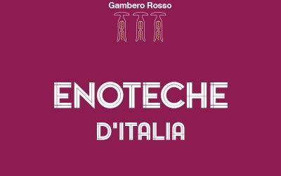 Enoteche d'Italia 2020 del Gambero Rosso. La classifica e i premiati