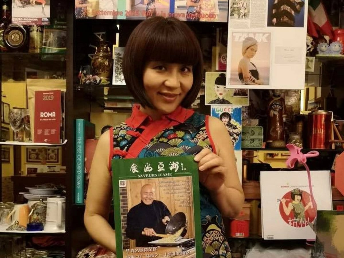 Hang Zhou Sonia ristoranti cinesi Roma