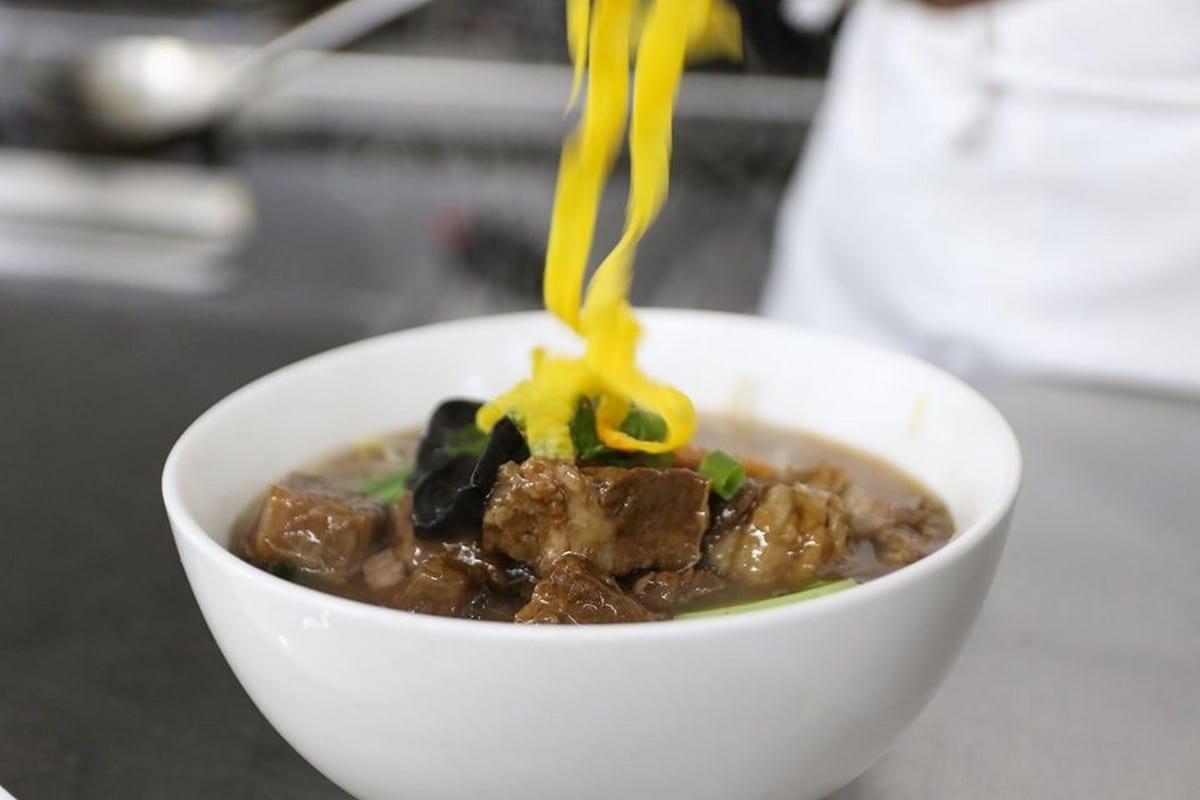 Kaiyue ristoranti cinesi Roma