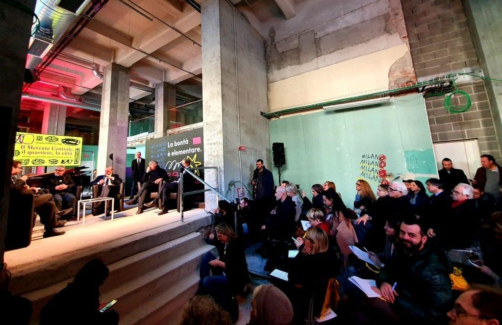 Mercato Centrale Milano, presentazione