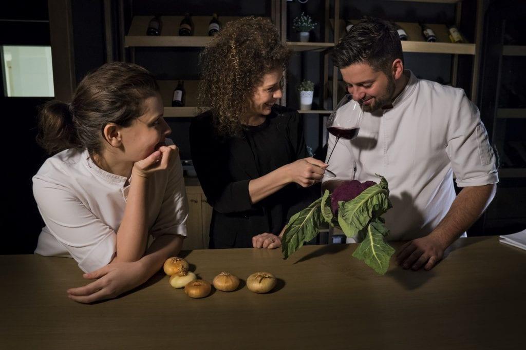 sintesi - Sara Scarsella, Matteo Compagnucci e Carla Scarsella