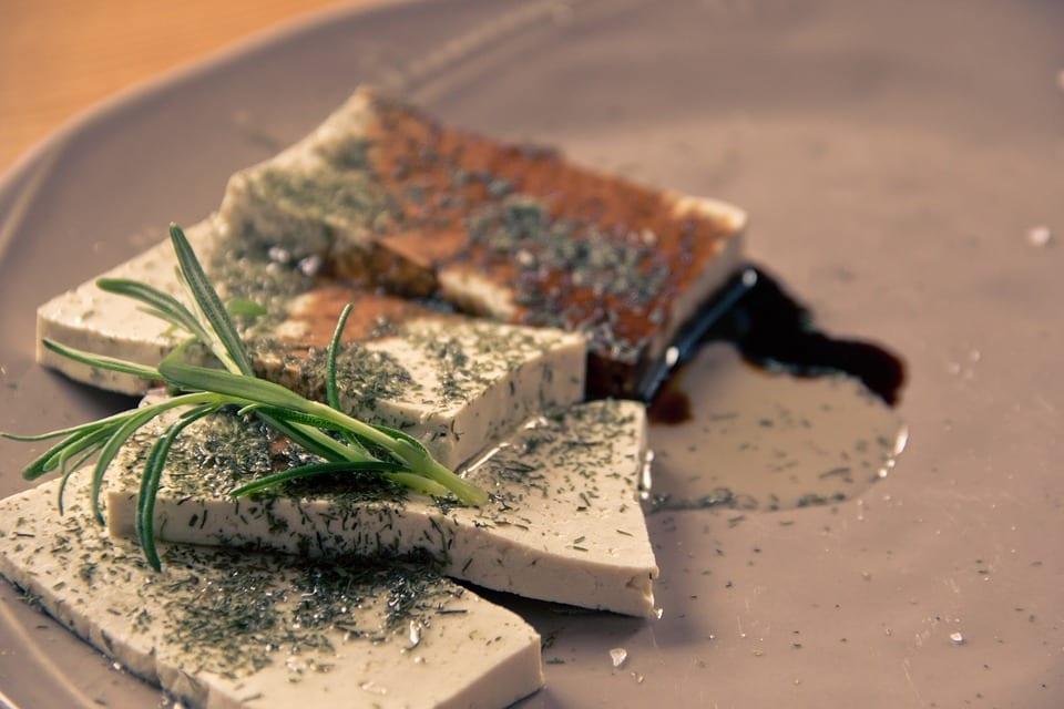 Tofu condito