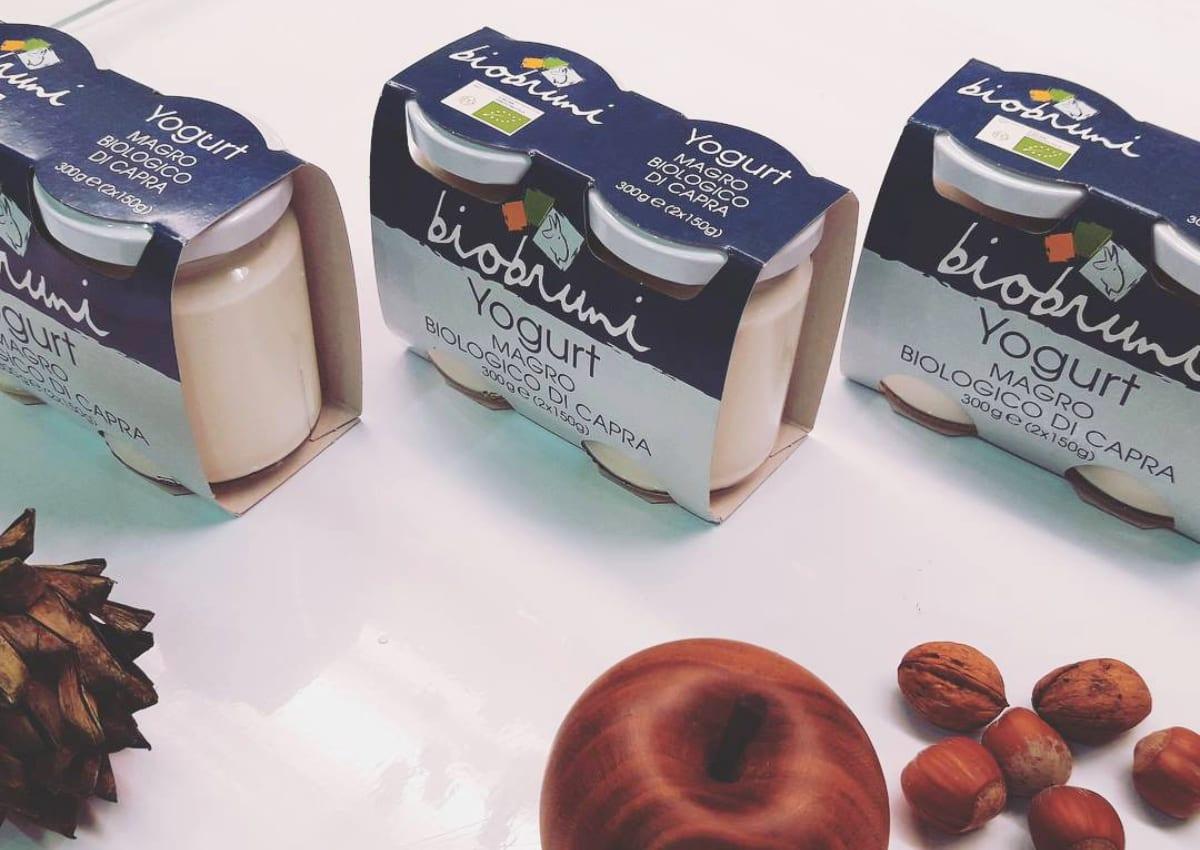 biobruni yogurt artigianale