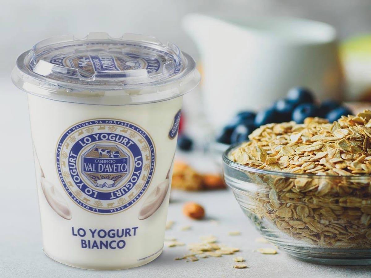 Caseificio Val d'Aveto yogurt artigianale