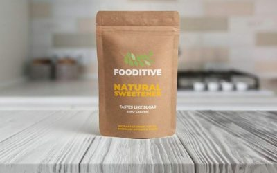 Dutch company Fooditive launch a sweetener made from fruit scraps