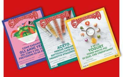 Gambero Rosso gratis per voi. 3 mesi di abbonamento digitale gratuito alla nostra rivista