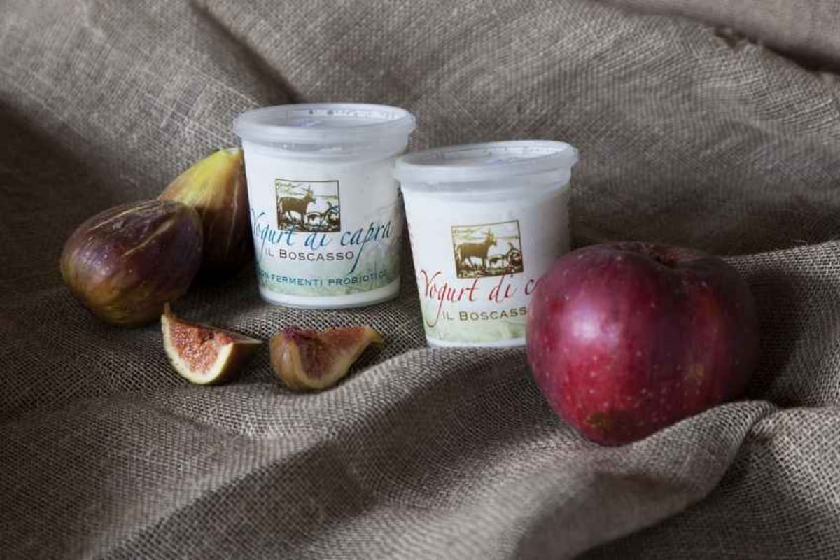 yogurt artigianale Il Boscasso