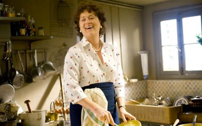 Meryl Streep è Julia Child
