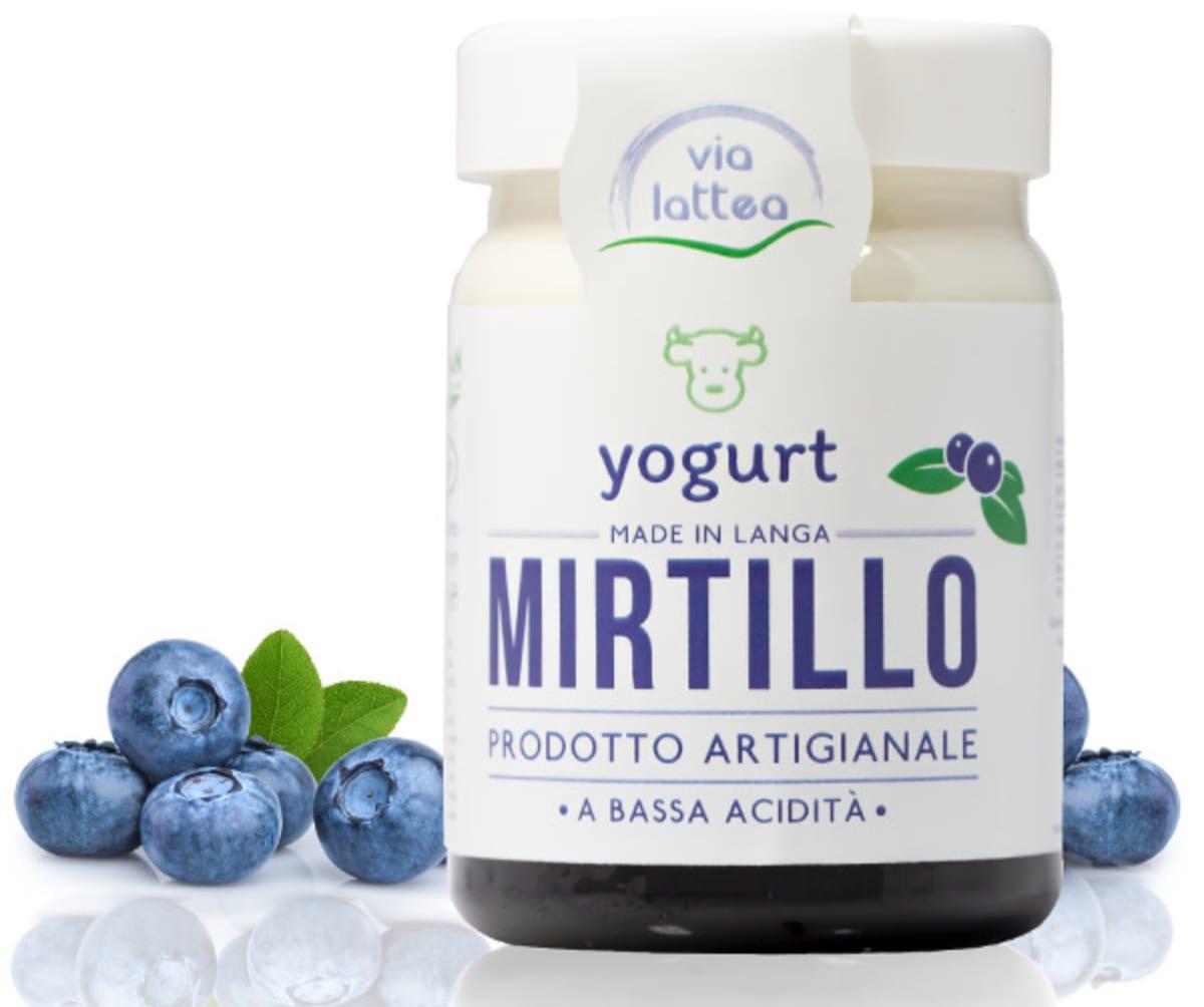 Korban yogurt artigianale