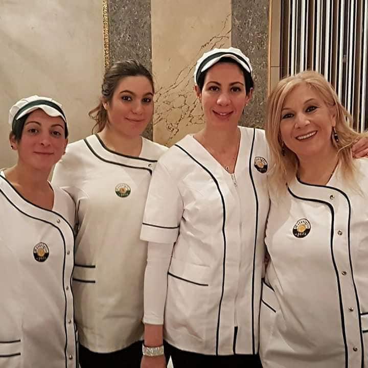 Team Meraviglie in Pasta