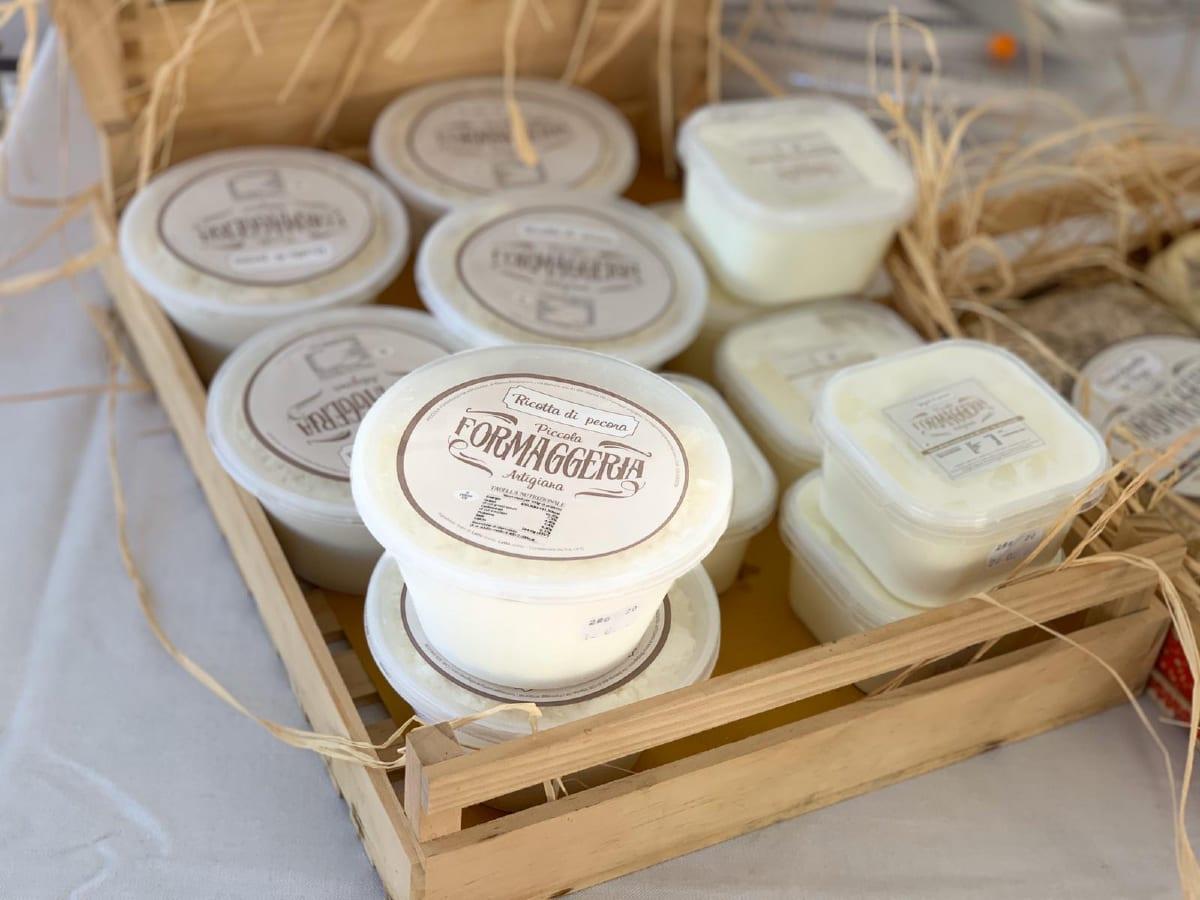yogurt artigianale Piccola Formaggeria Artigiana