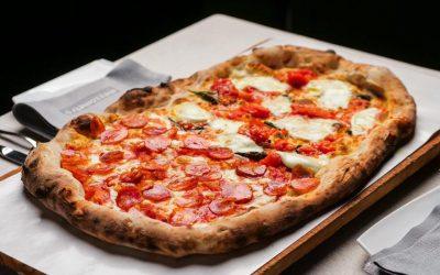 La pizza alla pala di Mezzometro