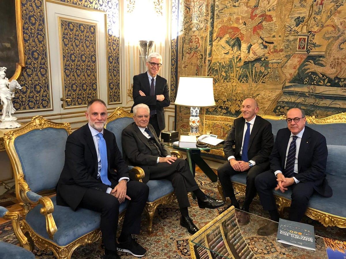 L'incontro istituzionale per la presentazione del rapporto Ismea-Qualivita