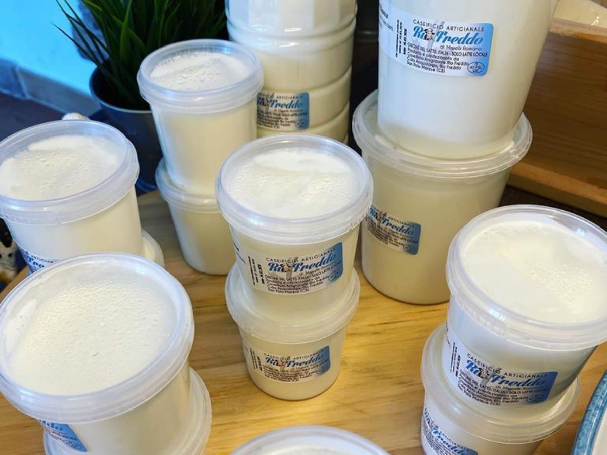 Rio Freddo yogurt artigianale