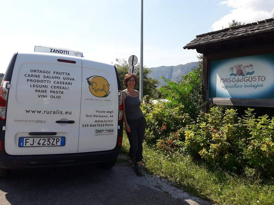 Camion consegne RuraliS