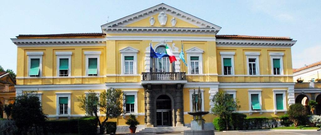L'ospedale Spallanzani di Roma