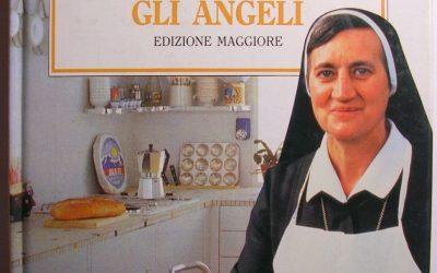 La copertina di Quando cucinano gli angeli di Suor Germana