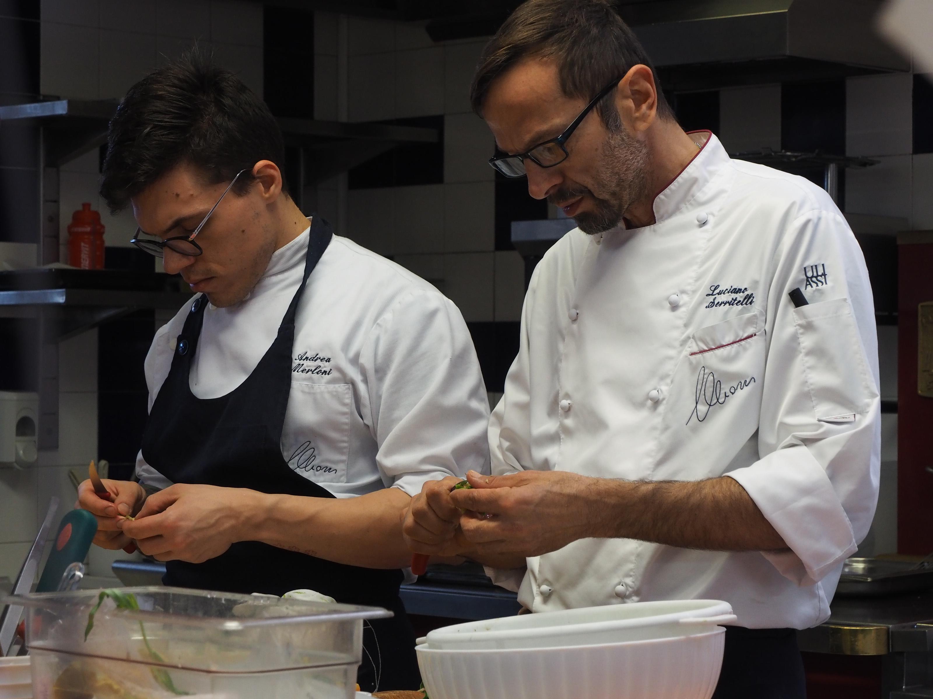 ULIASSI Andrea Merloni e Luciano Serritelli