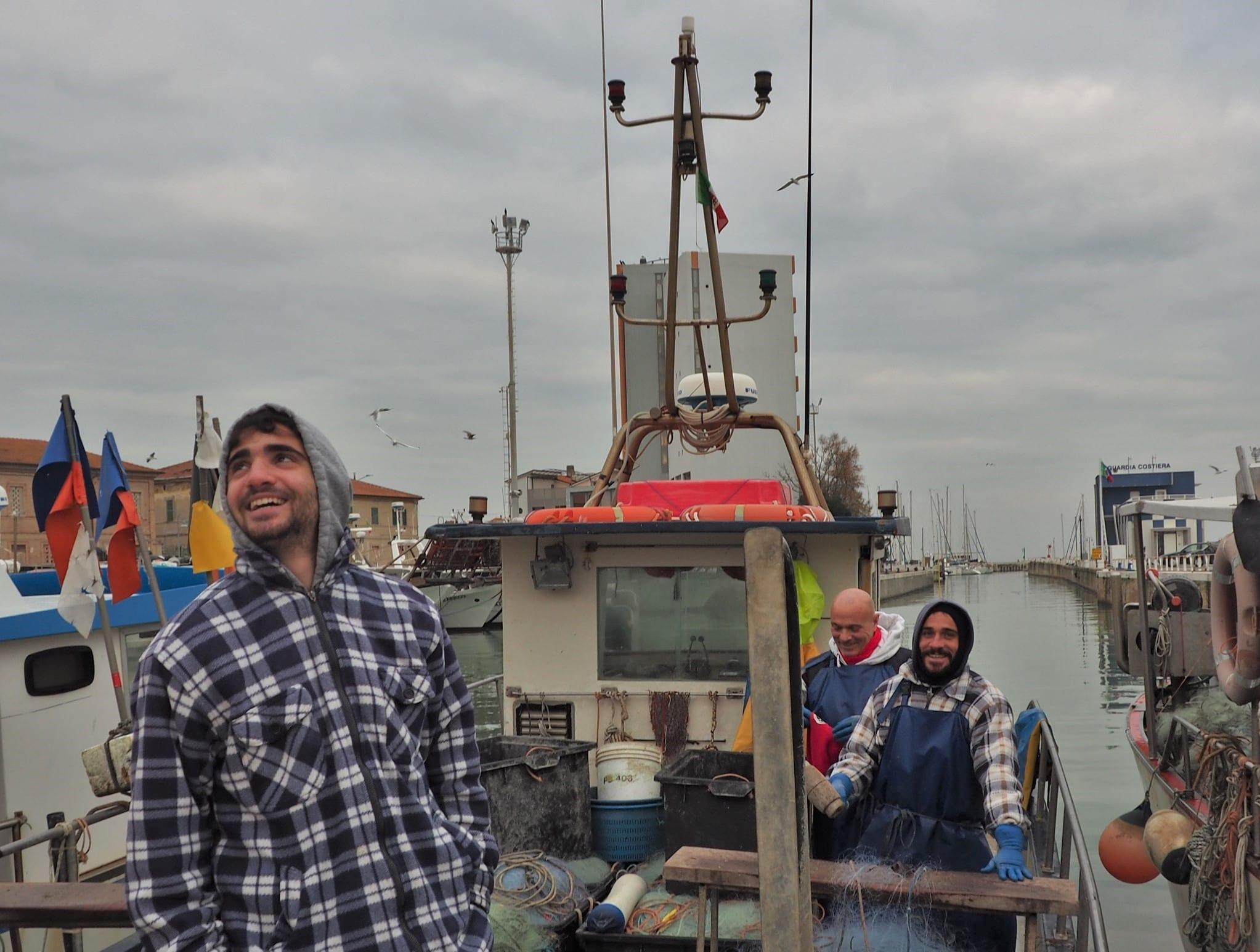 Uliassi pescatori